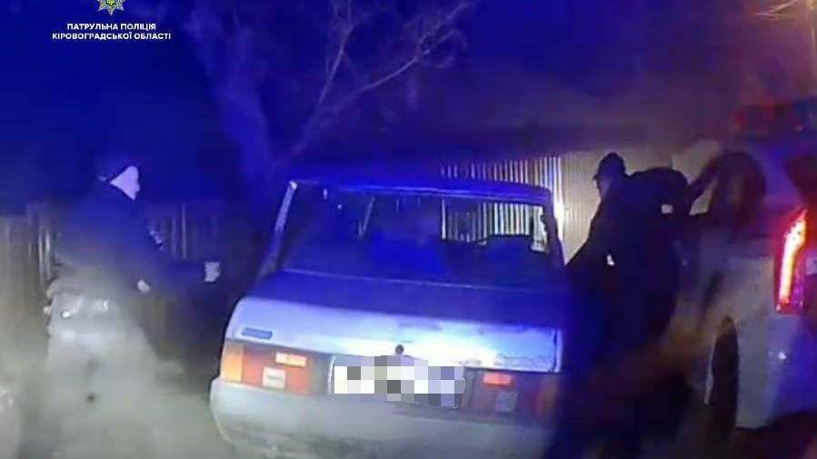 Без Купюр У Кропивницькому оштрафували водія, який їздив напідпитку Події  Патрульна поліція Кропивницький водії напідпитку