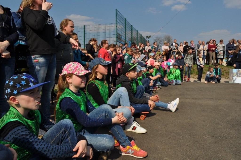 У Новоукраїнці відкрили скейт-парк для молоді, профінансований програмою DOBRE. ФОТО - 3 - Життя - Без Купюр