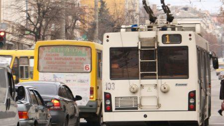 Ковалівка на тиждень залишиться без тролейбусного сполучення