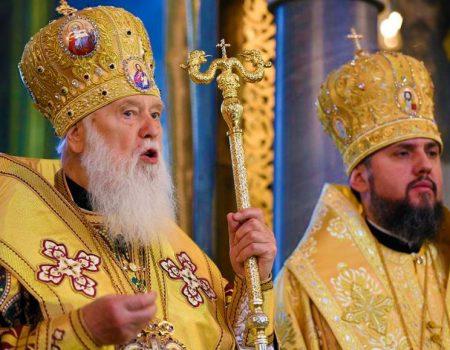 Єпископ Марк про заяву Філарета щодо КП: Він переріс посаду предстоятеля і має лишитися духовним лідером