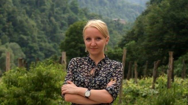 Без Купюр Інна Тільнова стала переможцем обласної журналістської премії Життя  Кропивницький Інна Тільнова журналістська премія