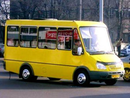 У Кропивницькому пасажир побив і ледь не задавив водійку маршрутки