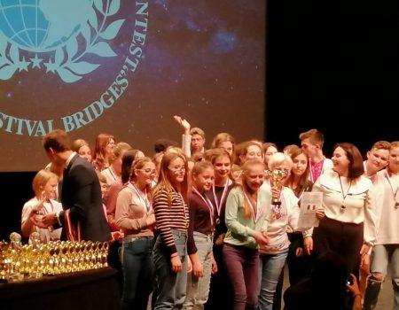 Дитячий хор із Кропивницького став призером конкурсу в Парижі
