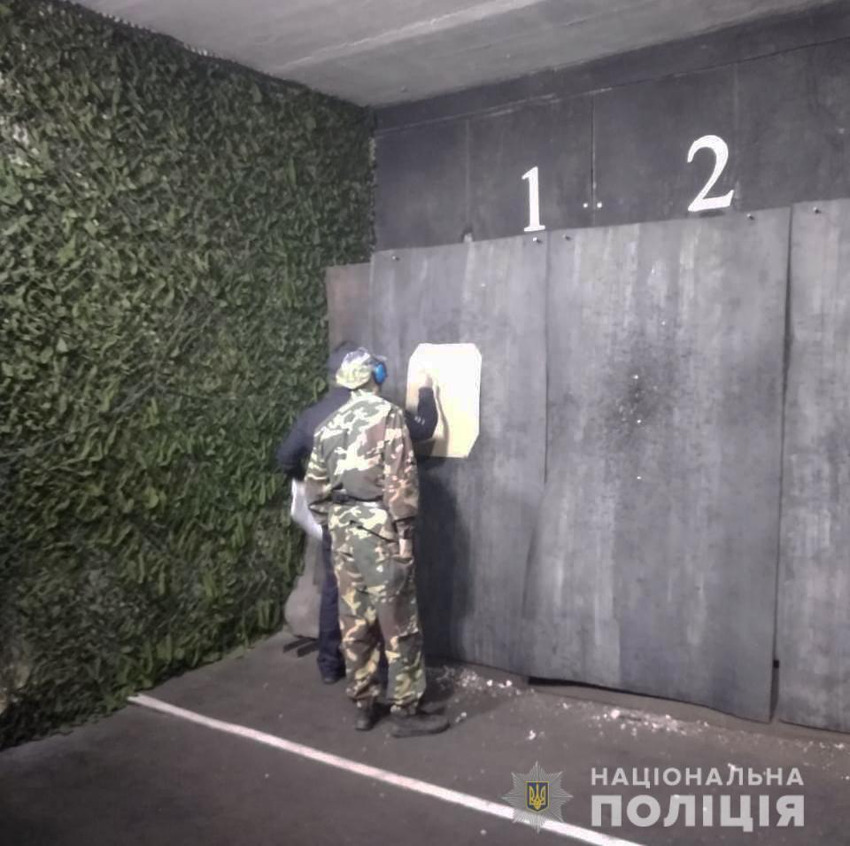 На Кіровоградщині відібрали кращих стрілків для участі у Чемпіонаті Нацполіції України - 3 - Життя - Без Купюр