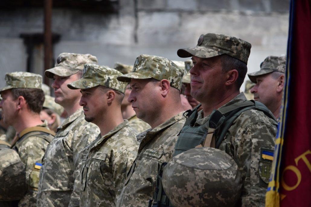 57-й бригаді присвоєно почесне найменування. ФОТО - 2 - Війна - Без Купюр