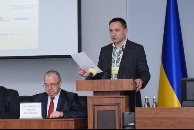 Без Купюр У Кропивницькому розпочалася всеукраїнська конференція онкологів Здоров'я  онкологія Кропивницький Костянтин Яриніч конференція