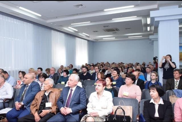 У Кропивницькому розпочалася всеукраїнська конференція онкологів - 1 - Здоров'я - Без Купюр