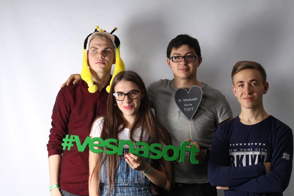 Без Купюр ІТ-фестиваль Vesnasoft 2019 зібрав у Кропивницькому 800 відвідувачів. ФОТО Життя  Кропивницький Vesnasoft