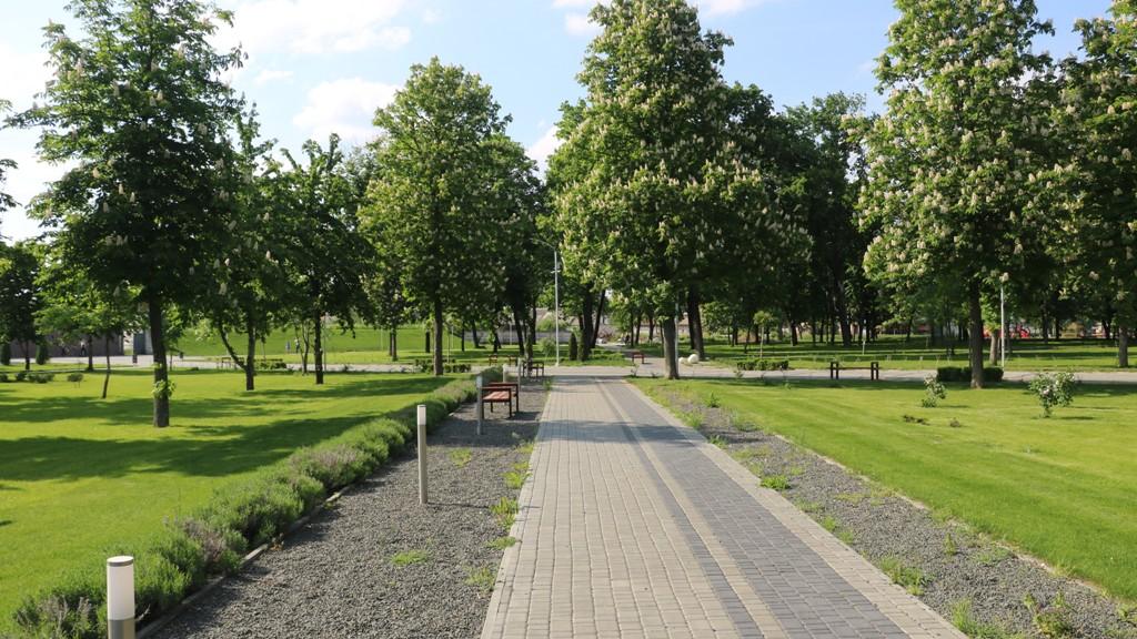 Без МАФів на клумбах і дерев-обрубків: у Новомиргороді зробили європейський парк. ФОТО - 1 - Децентралізація - Без Купюр