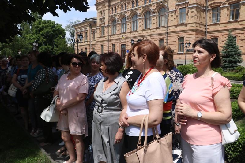 У Кропивницькому відкрили меморіальну дошку Леоніду Куценку. ФОТО - 7 - Події - Без Купюр