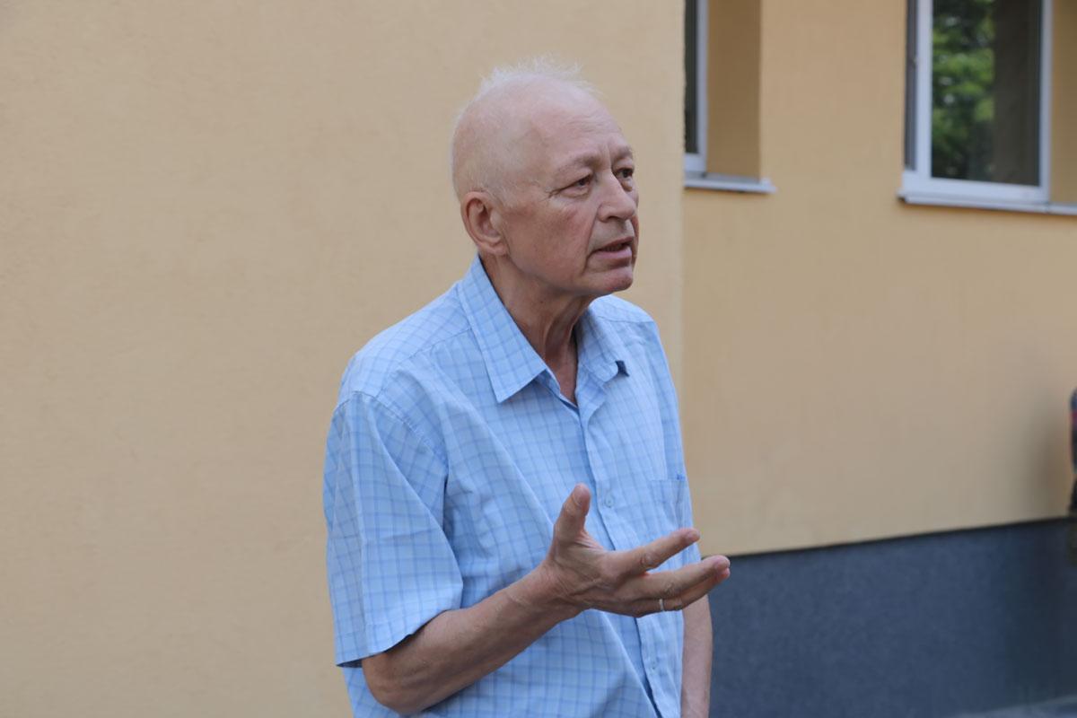 У Кропивницькому відкрили меморіальну дошку Леоніду Куценку. ФОТО - 3 - Події - Без Купюр