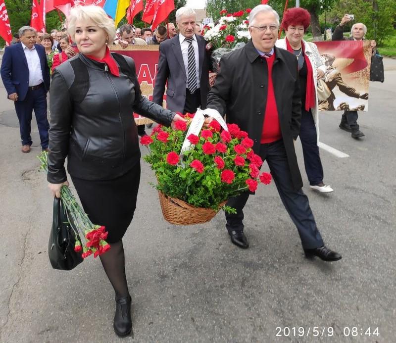 Комуністи вийшли з підпілля: Симоненко побував на Кіровоградщині та вручав партквитки. ФОТО - 2 - Події - Без Купюр