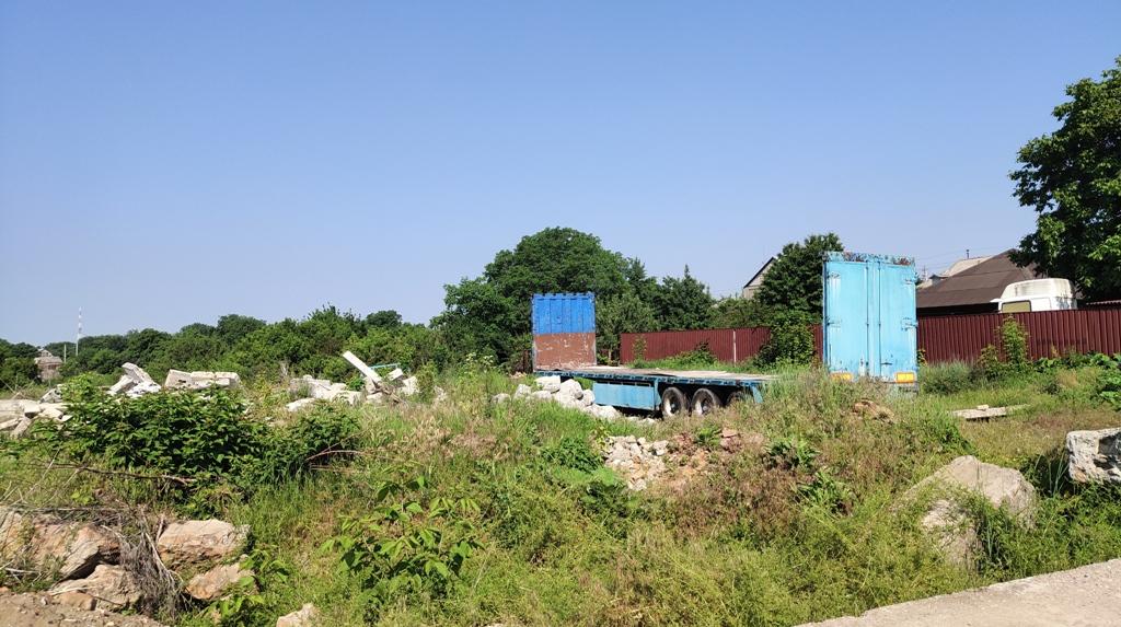 У Кропивницькому під житловий масив кілька років звозять будівельне сміття. ФОТО - 7 - Події - Без Купюр