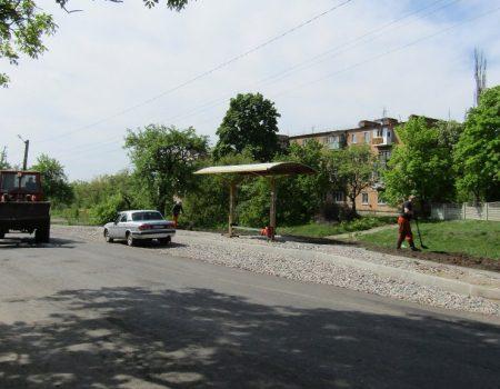 У Новомиргороді капітально ремонтують дорогу державного значення. ФОТО