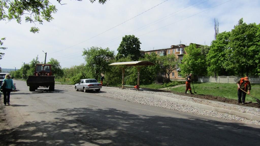 У Новомиргороді капітально ремонтують дорогу державного значення. ФОТО - 1 - Життя - Без Купюр