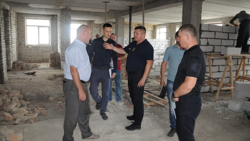 Управління ДСНС знову оголосило тендер на будівництво багатоповерхівки - 1 - Життя - Без Купюр