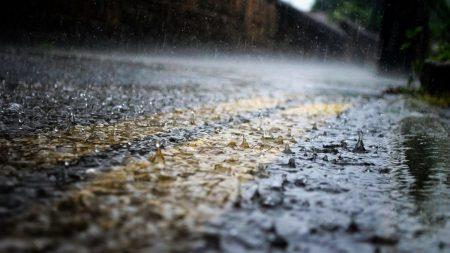На Кіровоградщині очікуються дощ з градом