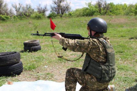 На Кіровоградщині проходить активна фаза військових командно-штабних навчань. ФОТО