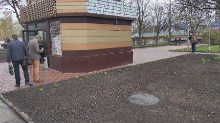 Експертиза довела  незаконність МАФу на Набережній Кропивницького, владі дали 10 днів на демонтаж