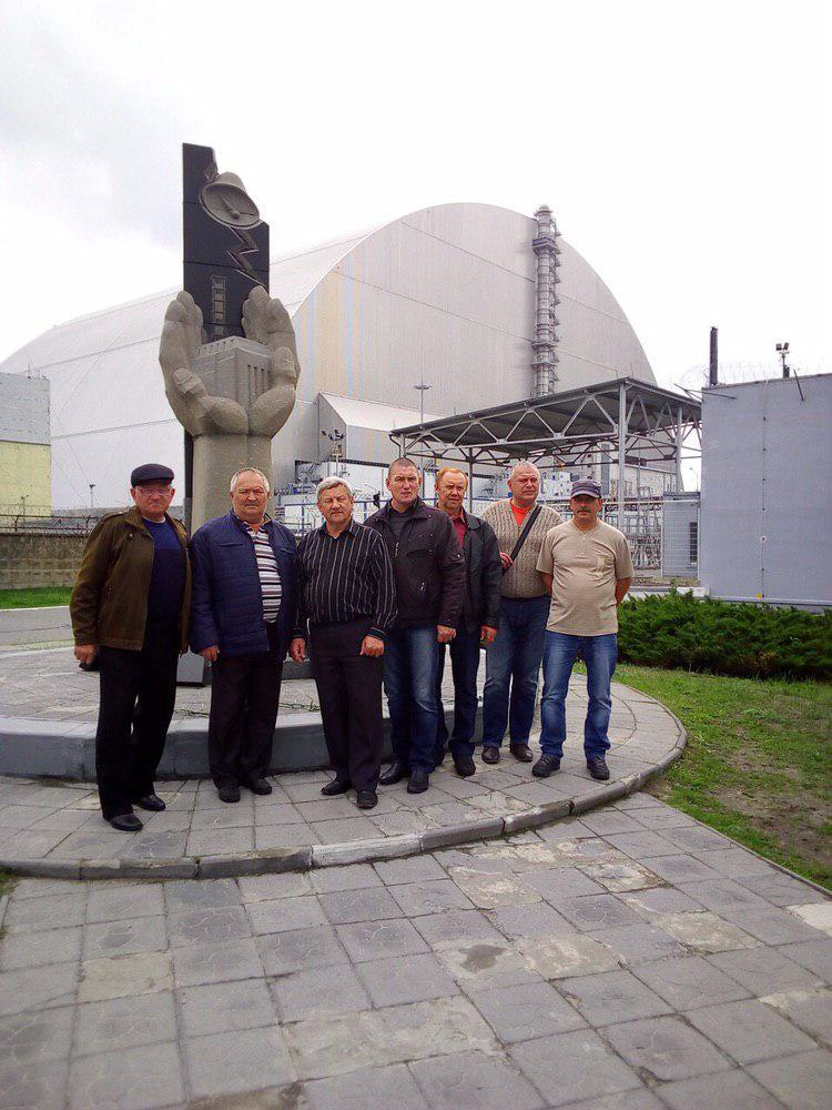 Чорнобильці з Новоукраїнки побували в Чорнобилі через 33 роки після аварії. ФОТО - 3 - Події - Без Купюр