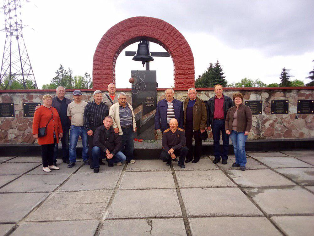 Чорнобильці з Новоукраїнки побували в Чорнобилі через 33 роки після аварії. ФОТО - 1 - Події - Без Купюр