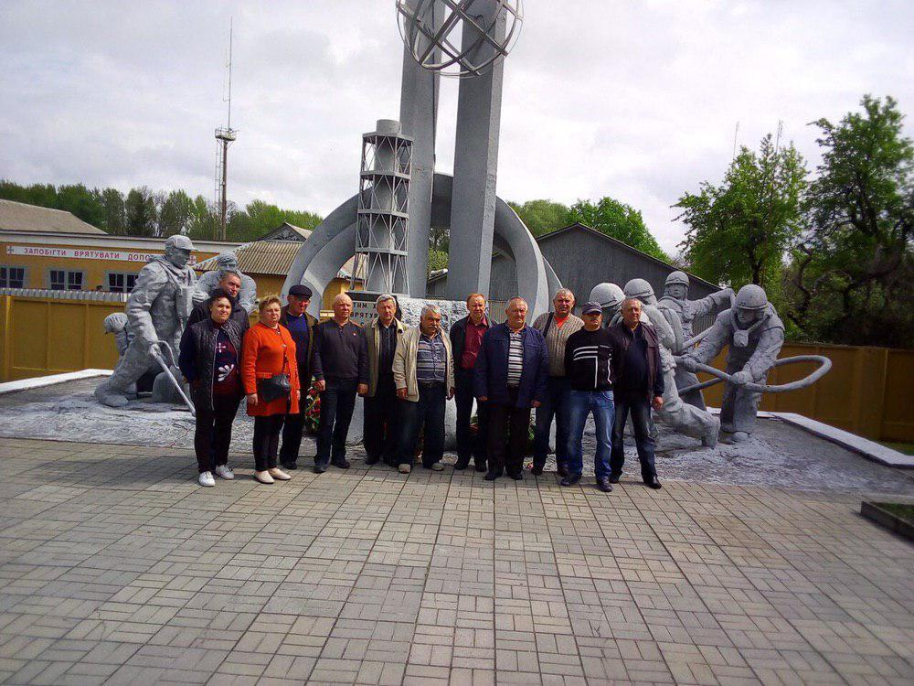 Чорнобильці з Новоукраїнки побували в Чорнобилі через 33 роки після аварії. ФОТО - 4 - Події - Без Купюр