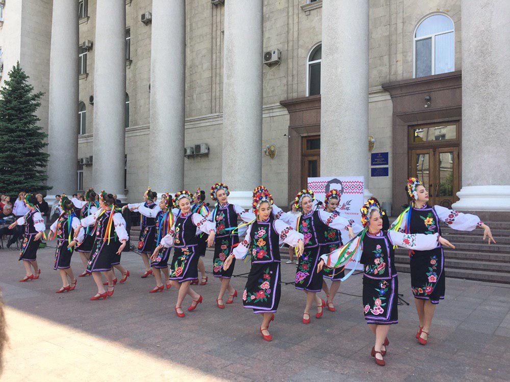 У Кропивницькому відзначили День вишиванки. ФОТО 2 - Події - Без Купюр