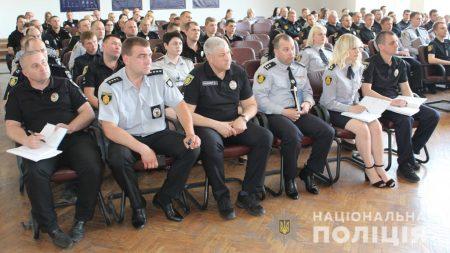 У поліції Кіровоградщини нові кадрові призначення. ФОТО