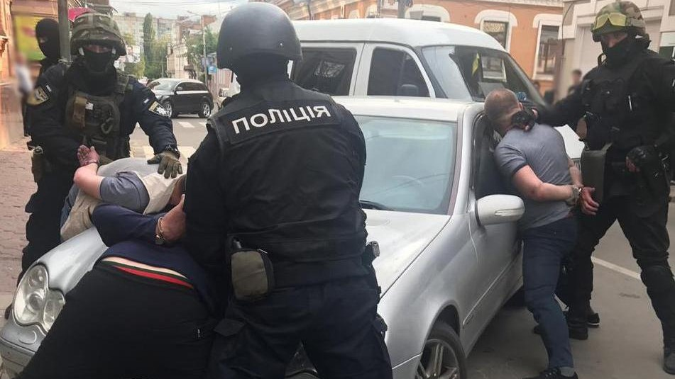 У Кропивницькому затримали сканерників. ФОТО - 1 - Кримінал - Без Купюр