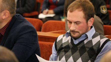 """У Кропивницькому депутат міськради вийшов з партії """"Самопоміч"""""""