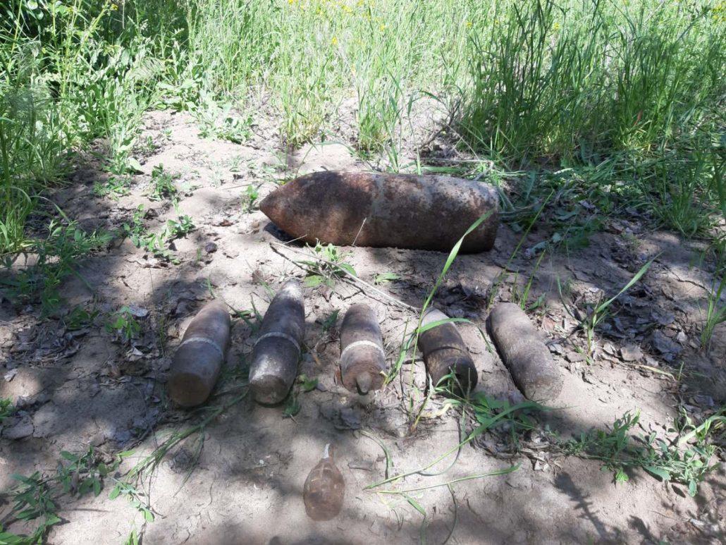 Фугасну авіабомбу та 5 снарядів ліквідували сапери в Петрівському районі. ФОТО - 3 - Життя - Без Купюр