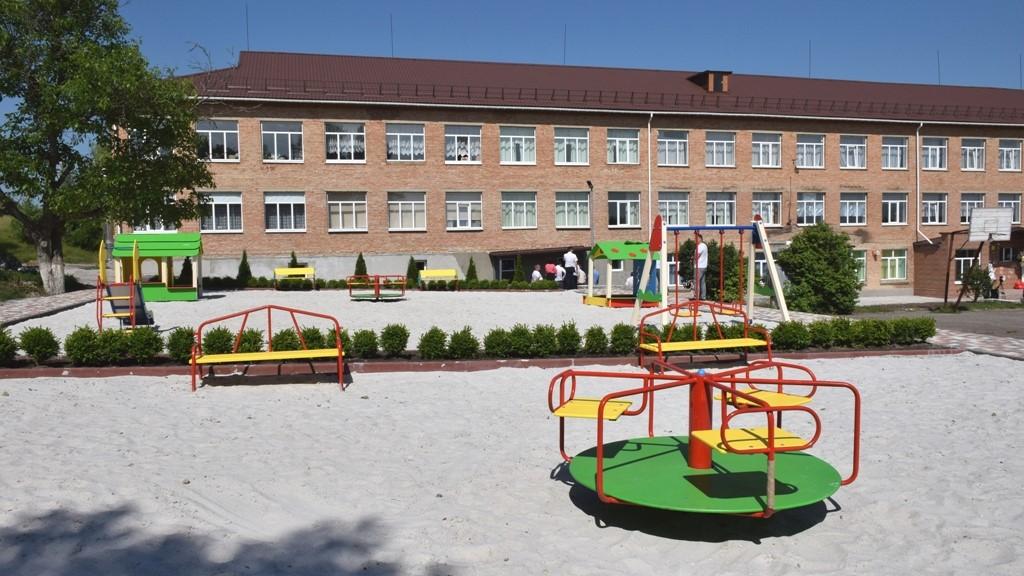 Без Купюр Проект за понад 20 мільйонів: при Новопразькій школі відкрили садок. ФОТО Життя  Нова Прага Кіровоградщина дитсадок