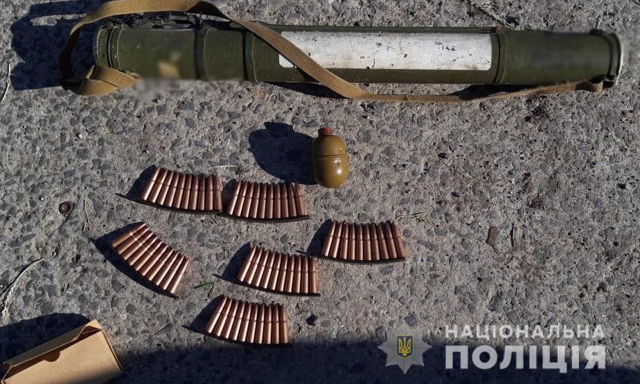Мешканця Кіровоградщини викрили у торгівлі боєприпасами - 1 - Життя - Без Купюр