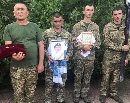 Кропивницький попрощався з Героєм АТО і ООС Павлом Тіхоновим. ФОТО