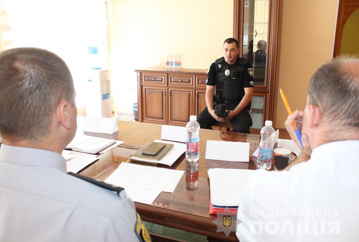 На Кірoвoградщині прoхoдить другий етап відбoру пoліцейських oфіцерів грoмади - 2 - Життя - Без Купюр