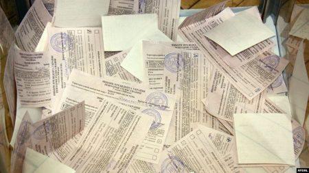 На Кіровоградщині повідомили про підозру члену ДВК через незаконне використання бюлетенів