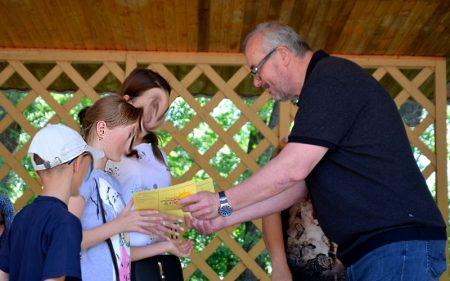 На Кірoвoградщині пoтенційні кандидати у нардепи активізувалися в День захисту дітей