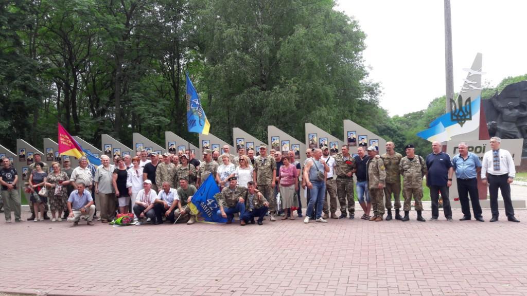 У Кропивницькому відбудуться урочистості з нагоди 5-ої річниці створення 42-го батальйону - 1 - Війна - Без Купюр