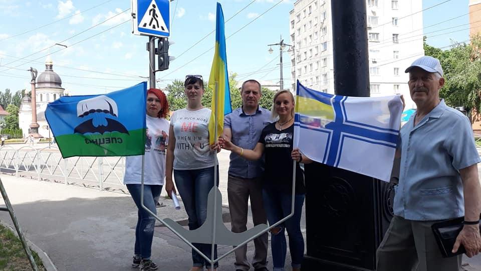 Рідні полонених із Кіровоградщини взяли участь у Марші за звільнення бранців Кремля в Києві - 2 - Війна - Без Купюр