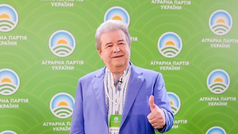 Співочий ректор і наш земляк іде на вибори першим у списку від аграріїв - 1 - Вибори - Без Купюр