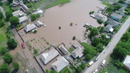 Через зливи на Кіровоградщині зростає ризик спалахів інфекційних хвороб