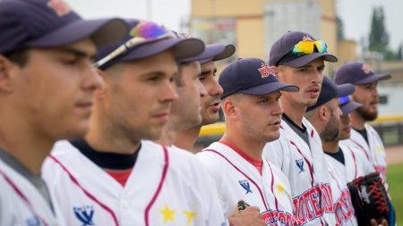 Кропивницька бейсбольна команда представила Україну на турнірі у Чехії. ФОТО