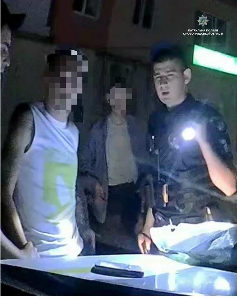 Без Купюр Кропивничанина, який вимагав гроші по телефону, затримали патрульні. ФОТО Кримінал  телефонний шахрай Патрульна поліція Кропивницький