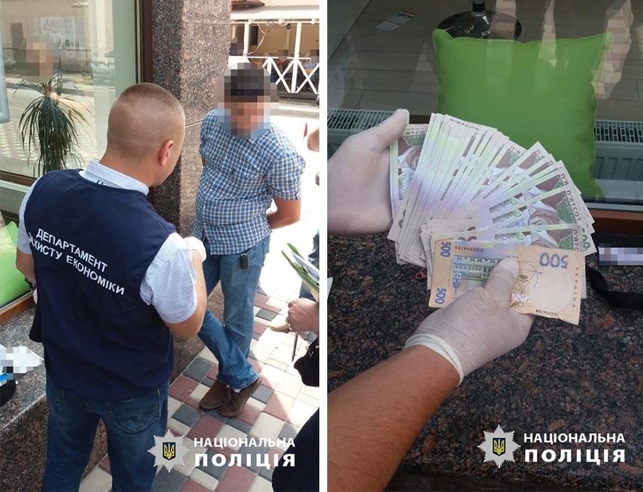 У Кропивницькому за підозрою в хабарництві затримали інспектора ДАБІ. ФОТО - 1 - Корупція - Без Купюр