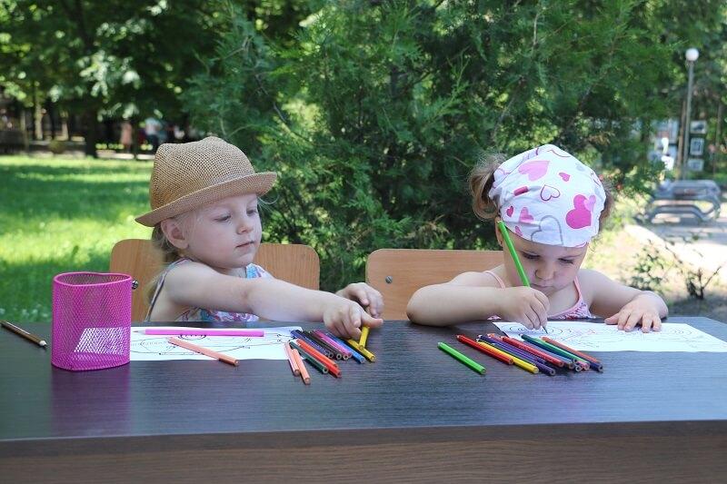 Як у Ковалівському парку святкували  День захисту дітей. ФОТО - 7 - Події - Без Купюр