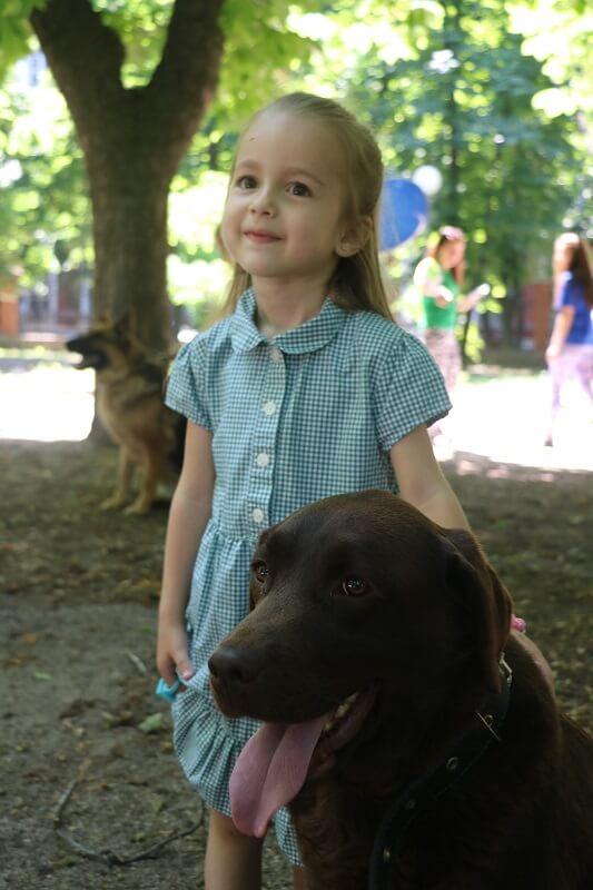 Як у Ковалівському парку святкували  День захисту дітей. ФОТО - 12 - Події - Без Купюр