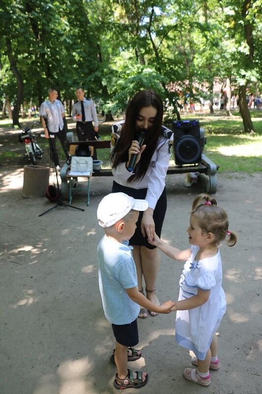 Як у Ковалівському парку святкували  День захисту дітей. ФОТО - 14 - Події - Без Купюр