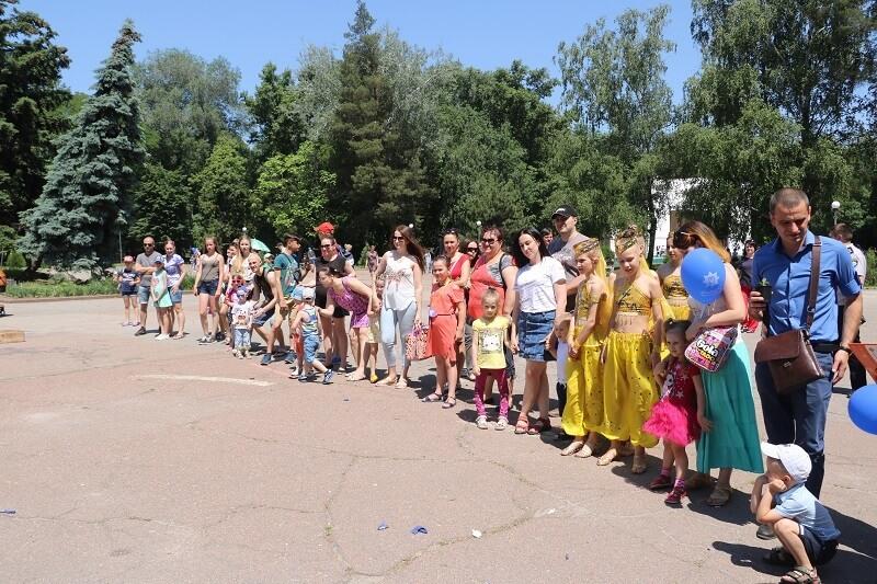 Як у Ковалівському парку святкували  День захисту дітей. ФОТО - 9 - Події - Без Купюр