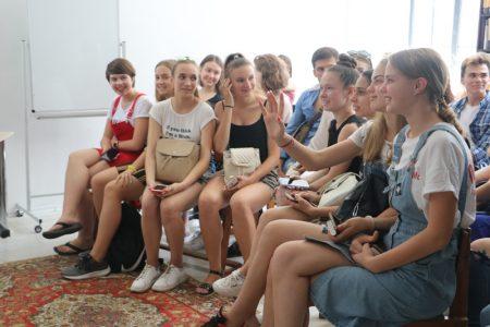 """У Кропивницькому стартував молодіжний фест """"Vatra"""". ФОТО"""