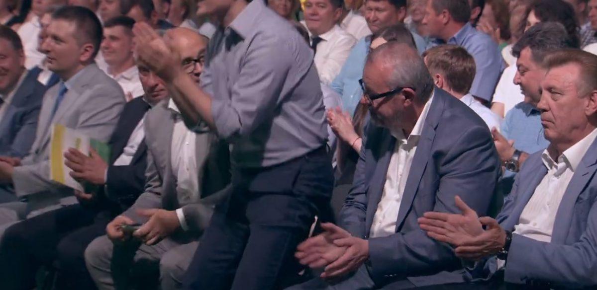 Міський голова Кропивницького Райкович і нардеп Березкін поїхали на з'їзд до Кернеса - 4 - Політика - Без Купюр